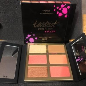 Tartiest Pro Glow and Blush Face Palette